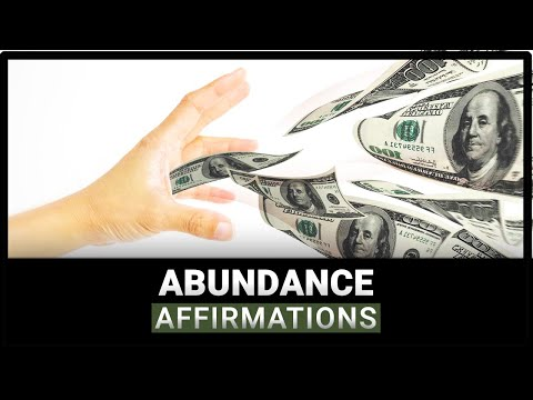 Attract Money Positive Affirmations 2 - I Attract Money Easily