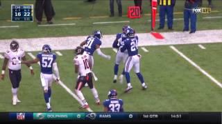 Giants Defensive Highlights 2016 2017 Regular Season
