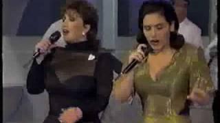 Angélica María y Angélica Vale -TU SIGUES SIENDO EL MISMO- , 1996.