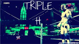 """WWE: Triple H's 17th WWE Theme Song - """"The Game"""" (4th WWE Edit) (HD) + Download Link"""