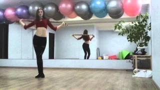 Танец живота .эротическая Игра с шарфом.+Раздевание