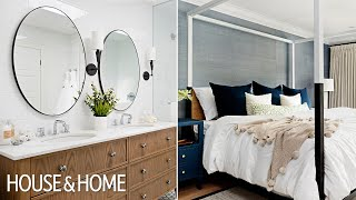 Makeover: A Soft & Soothing Principal Suite