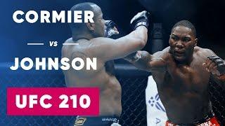 UFC 210: Кормье - Джонсон, Вайдман - Мусаси обзор и прогноз на бой 09.04.17