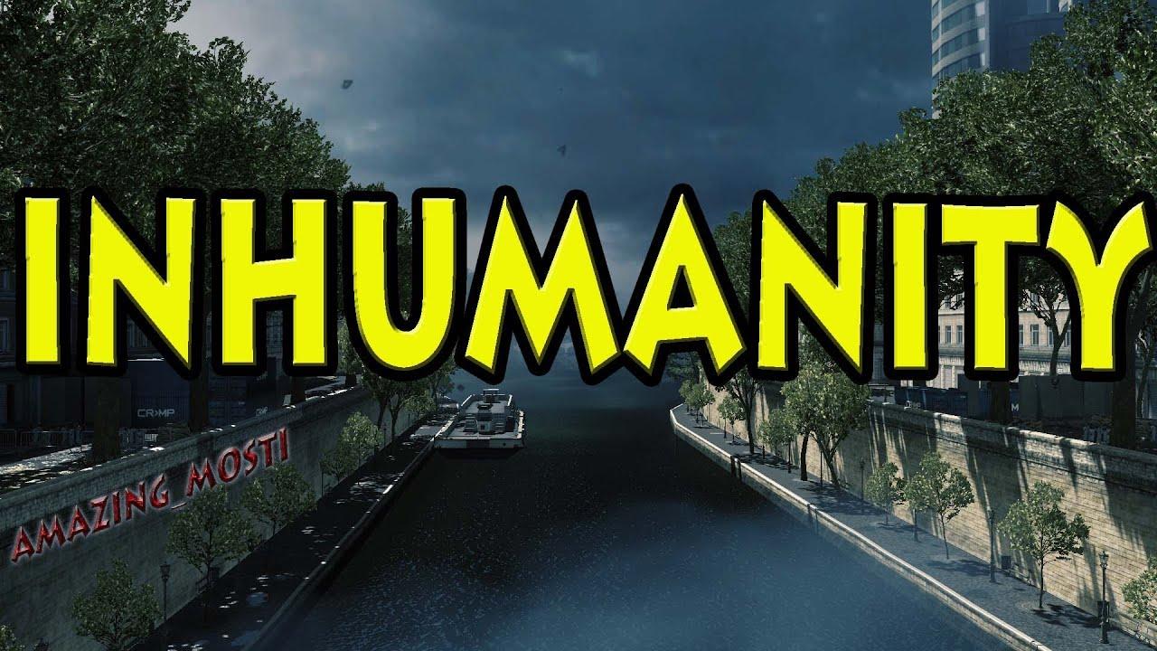 Inhumanity Comn