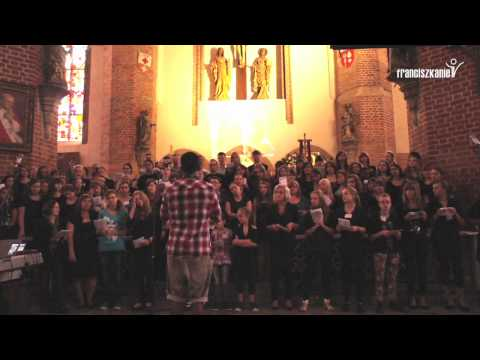 II Elbląskie Warsztaty Gospel - próba generalna 1/2