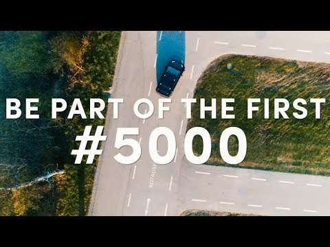 Be part of the first #5000