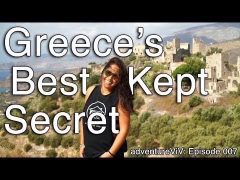 Episode 007 - Greece's Best Kept Secret