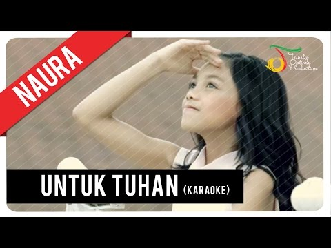 Naura - Untuk Tuhan | Official Karaoke Video