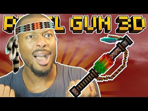 USING THE POISON DARTS!! | Pixel Gun 3D