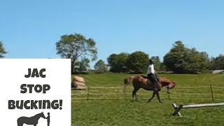 Jac Stop Bucking! Some solutions and tips to help stop bucking thumbnail