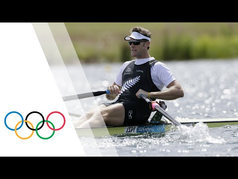 Mahe Drysdale Wins Men's Rowing Single Sculls Gold - London 2012 Olympics