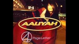 Aaliyah - Death Of A Playa (Instrumental)