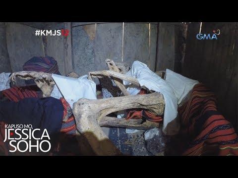 Kapuso Mo, Jessica Soho: Mummification ng mga tribong Igohang sa Ifugao