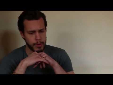 Interview (VC) de Maximilien SEWERYN , comédien, ancien élève de L' école du Jeu
