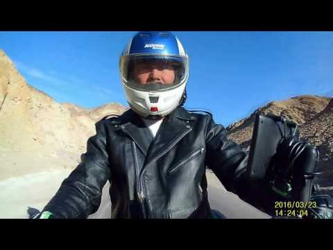 Death Valley rewind, Free Riders experience