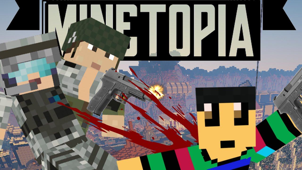 Minetopia SCHIETEN GEHEIME LEGER BEELDEN Minecraft - Minecraft geheime hauser