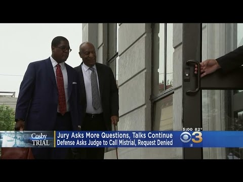 Thumbnail: Cosby Jury Asks More Questions As Deliberations Continue