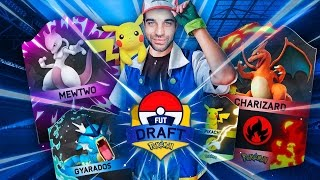 FUT DRAFT POKEMON !!