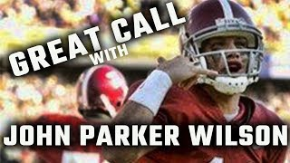 Great Call with John Parker Wilson