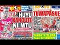 """MICHEZO Magazetini Jtatu20/9/2021:Simba Yapigwa 1-0,Yanga"""" OUT"""",CAF Yafungwa 1-0 Rivers"""
