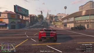 Grand Theft Auto V Online - 51000$ Unter Zwei Minuten Maze Bank Arena Zeitrennen