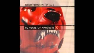 (CD 1) Scott Brown - X2 10 Years Of Hardcore (Vol 2) Evolution Records