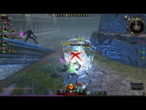 (HD) Neverwinter PvP - Guardian Fighter - Random PvP 2016