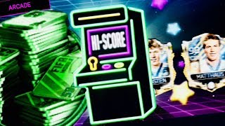 HOW TO GET FREE FIFA POINTS AND PACKS BUNDLES IN FIFA MOBILE 18 - Biggest Retro Star Icons opening