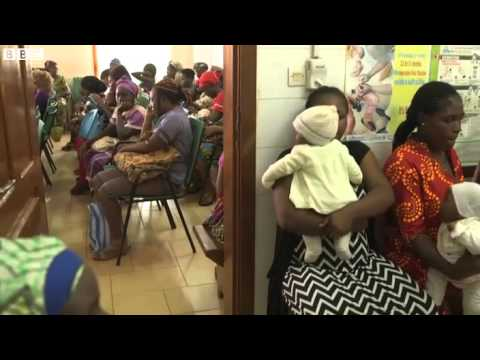 The app helping expectant mothers in rural Cameroon   BBC News