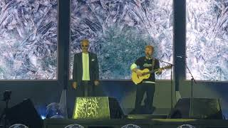 Perfect - Ed Sheeran and Andrea Bocelli Wembley Stadium Divide Tour 14th June 2018