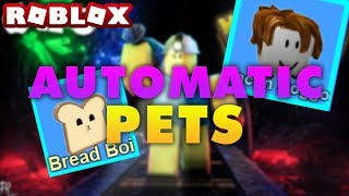 [Roblox] Mining Simulator: HOW TO AUTOMATIC GET PETS! (FAST FREE PETS GLITCH)