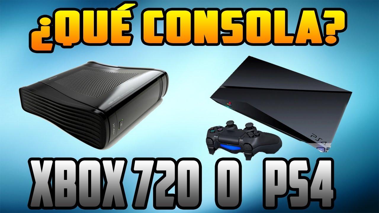 Xbox 720 O PS4