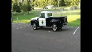 Police Truck F100 428