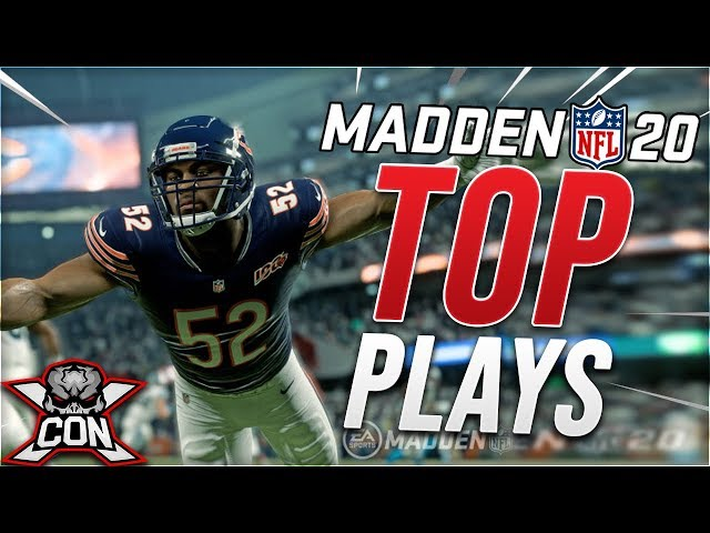 Madden NFL 20 Top Plays of Month September & October From MrHookah860