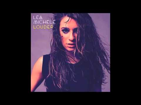Lea Michele Releases Song, 'You're Mine,' For Cory Monteith (AUDIO)