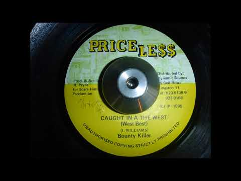 Bounty Killer - Caught In A The West