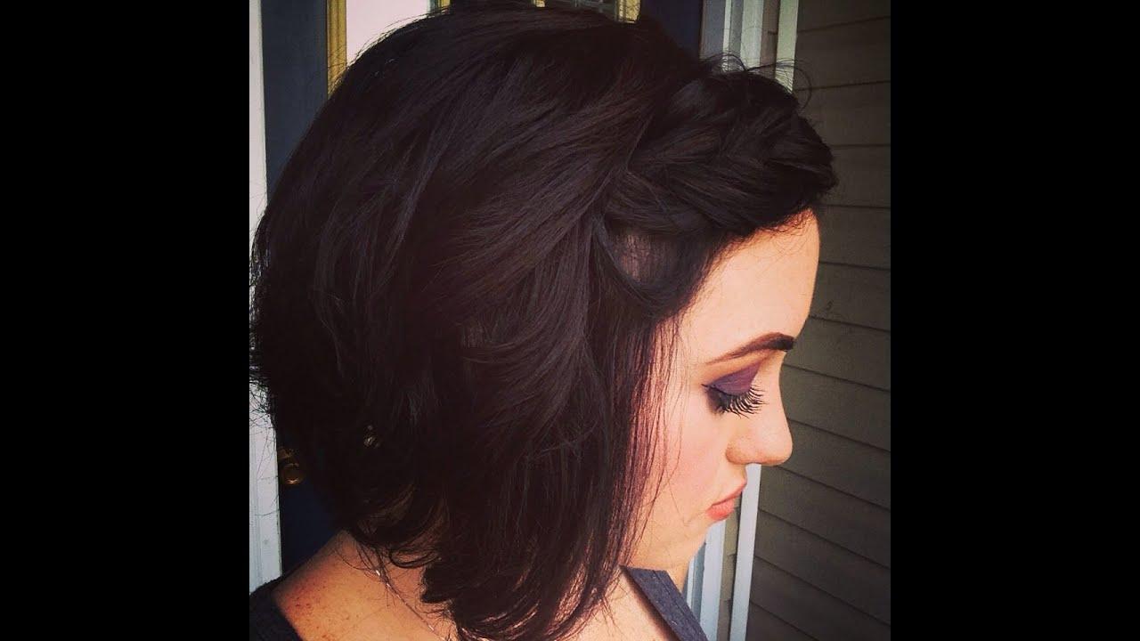 Hairstyle Braid Whairband | 25 cute girls hairstyles for ...