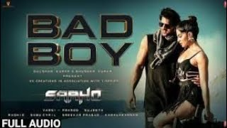 bad-boy-saaho-hindi-mp3-song-by-badshah-neeti-mohan-badshah