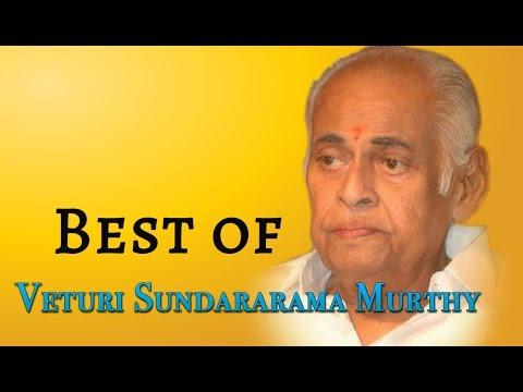 Top 10 songs of Veturi Sundararama Murthy | Telugu Movie Audio Jukebox