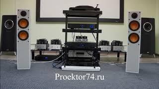 Прослушивание винилового проигрывателя Audio-Technica AT-LP60 USB