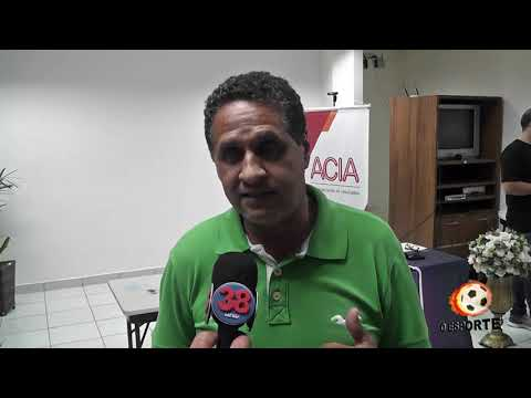 VEREADOR GENTIL PEREIRA FALA SOBRE O PROJETO DO APUCARANA FUTSAL