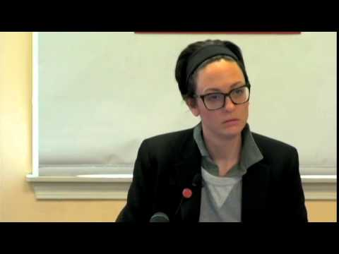 Elisa Kreisinger on Fair Use(r): Art and Copyright Online