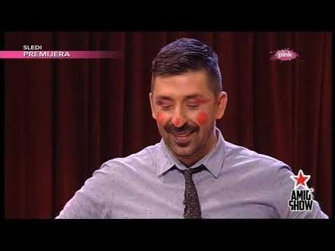 Natasa Bekvalac - BLAmiG trka (Ami G Show S07 - E42)