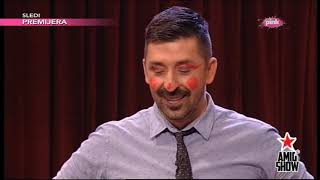 Ami G Show S07 - E42 - Natasa Bekvalac - BLAmiG trka