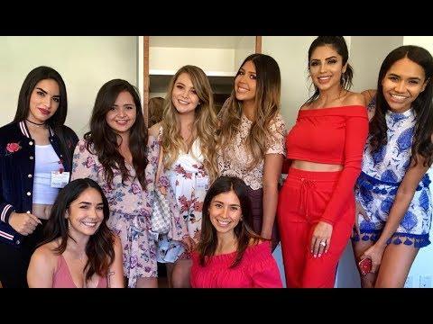Encuentro de Youtubers Hispanos #HIS2017 y Sofia Vergara - Maqui015 ♥