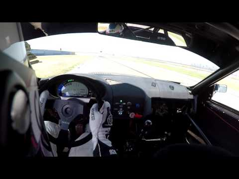 Global Time Attack Auto Club Speedway Infield - Brett Smrz