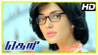 theri movie scenes baby nainika and amy jackson meet with accident vijay withdraws case