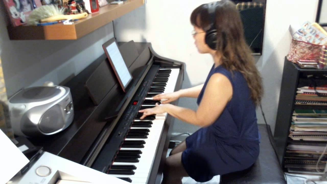 I Dreamed A Dream (Full Version) - Les Miserables - Piano Cover & Sheets -  YouTube