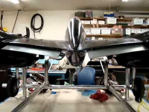 G-Pete's P-38 Flap System Part 1