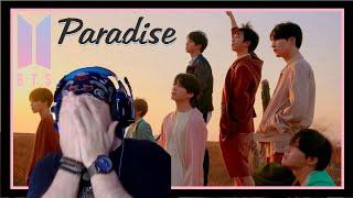 BTS - Paradise (lyrics) Reaction | Metal Musician Reacts